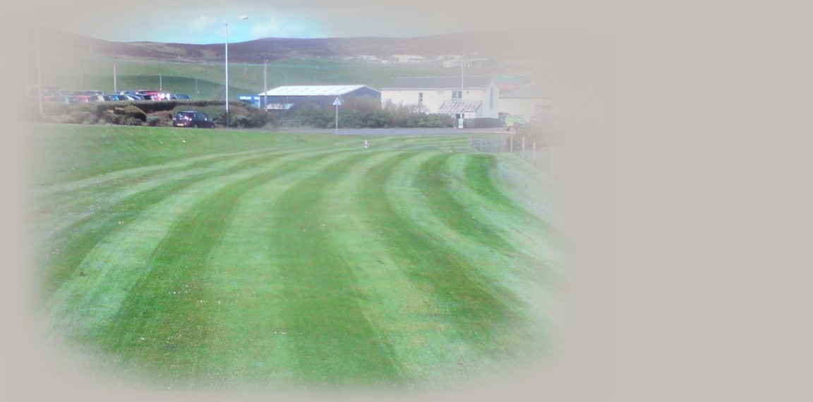 Shetland's largest grounds-maintenance contractors.